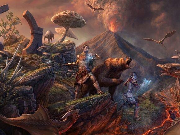 Elder Scrolls Online: Morrowind Review - Going Back in Time 8