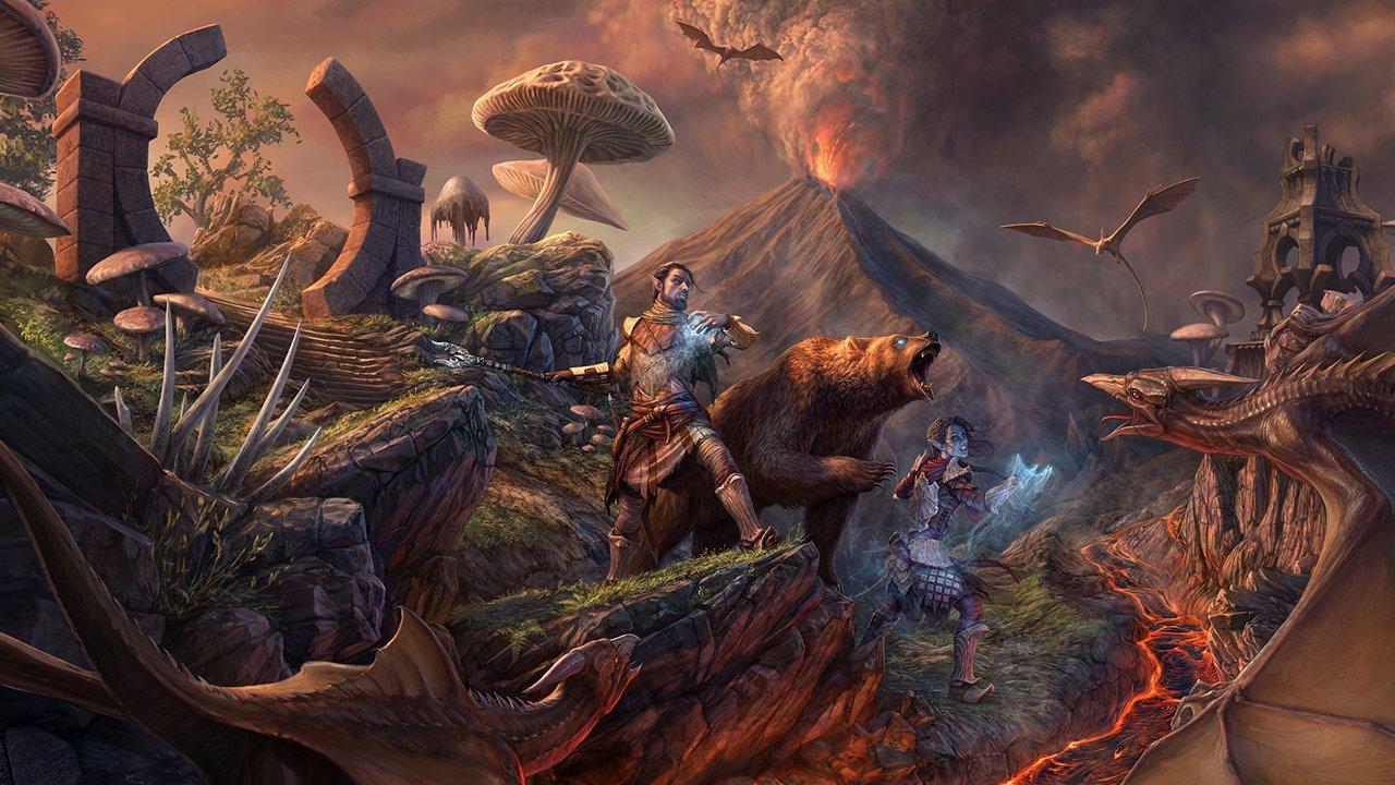 Elder Scrolls Online: Morrowind Review - Going Back in Time 9