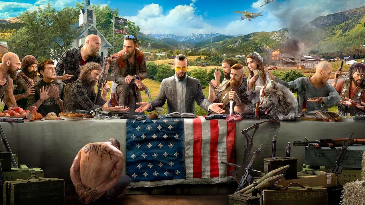 Far Cry 5 E3 2017 Preview - Dog Eat Dog World 1