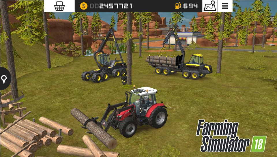 Farming Simulator 18 Review – Cutting the Fat 1