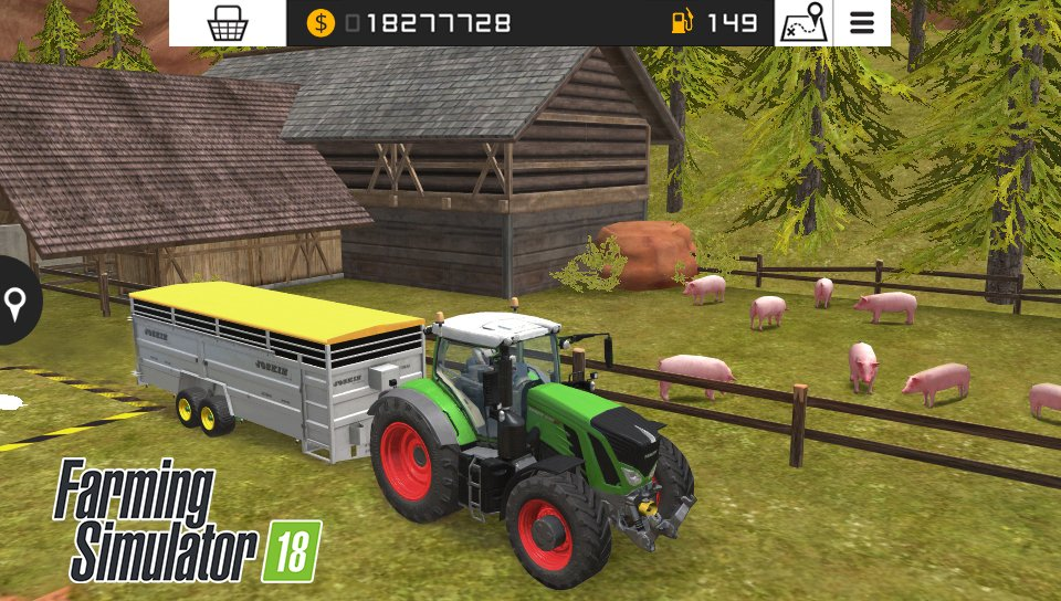 Farming Simulator 18 Review – Cutting the Fat 3