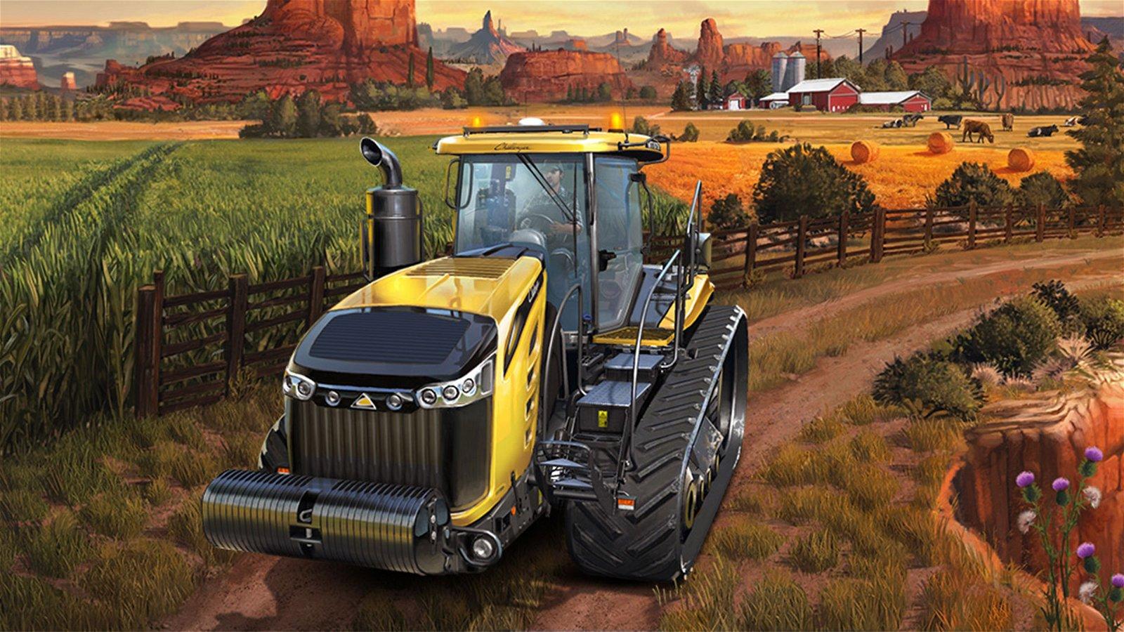 Farming Simulator 18 Review – Cutting the Fat 1
