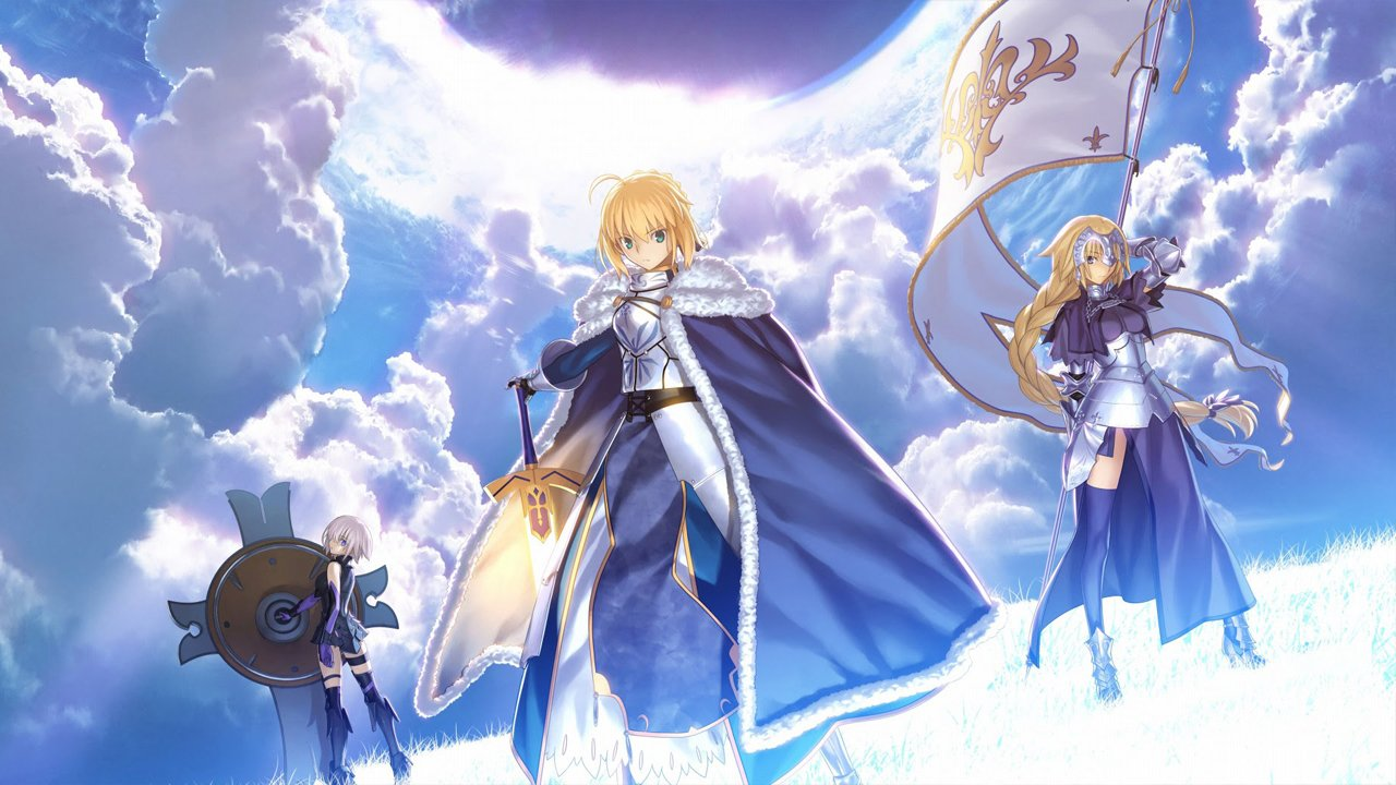 Fate/Grand Order Launch Celebration At Anime Expo 2017 1