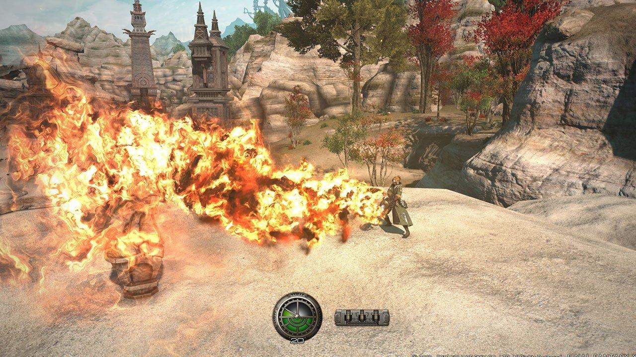 Final Fantasy Xiv: Stormblood Review - Liberty Or Death 2