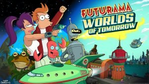 Futurama Brings Us the Worlds of Tomorrow, Launching Today