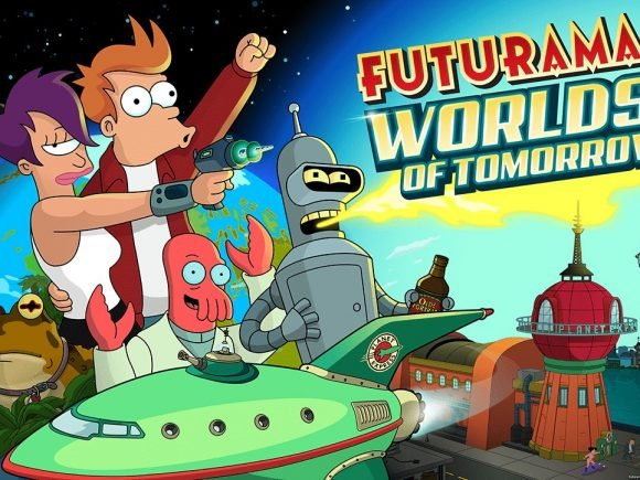 FUturama Brings Us the Worlds of TOmorrow