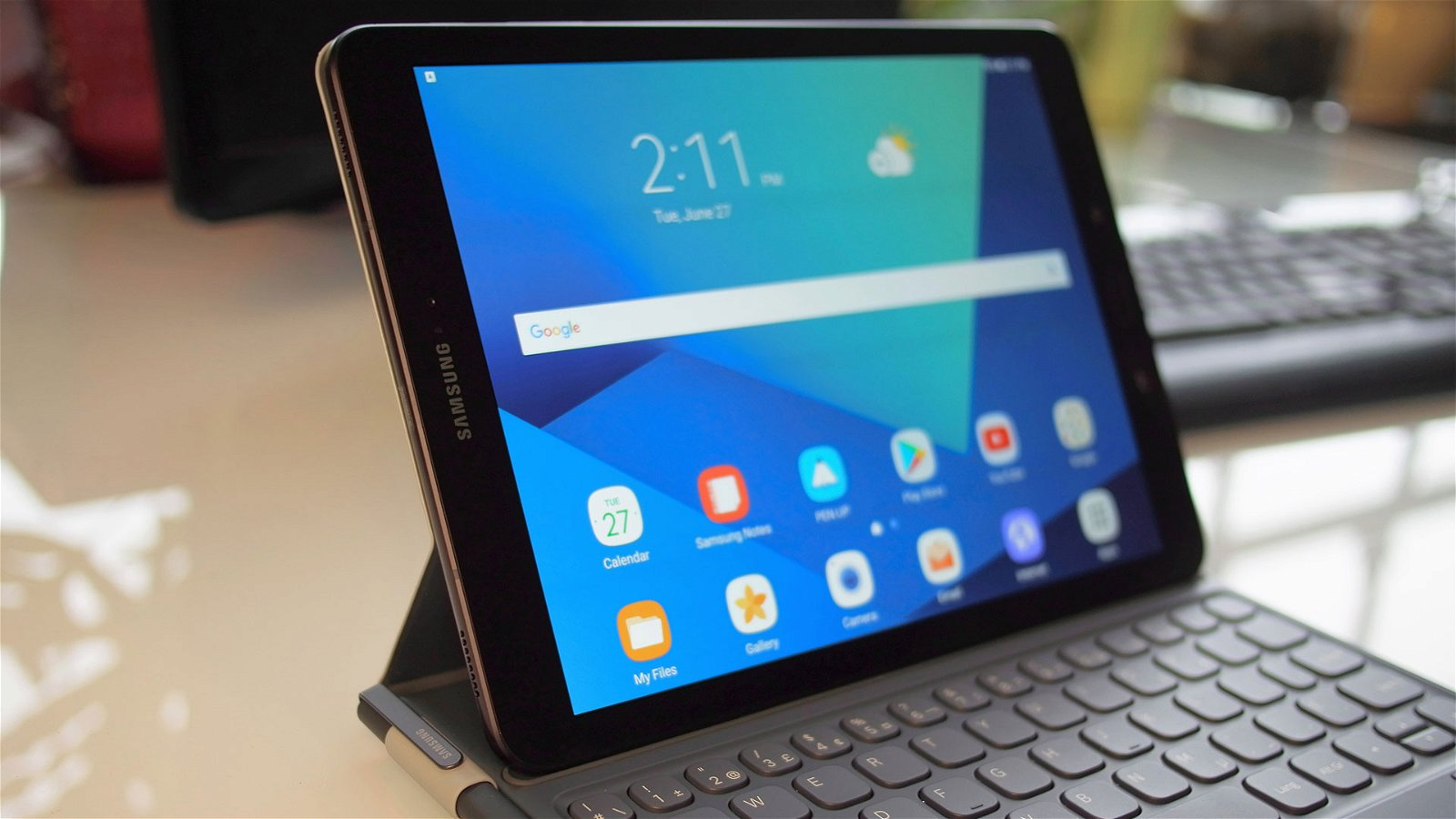 Samsung Galaxy Tab S3 (Hardware) Review- Best in Class 4