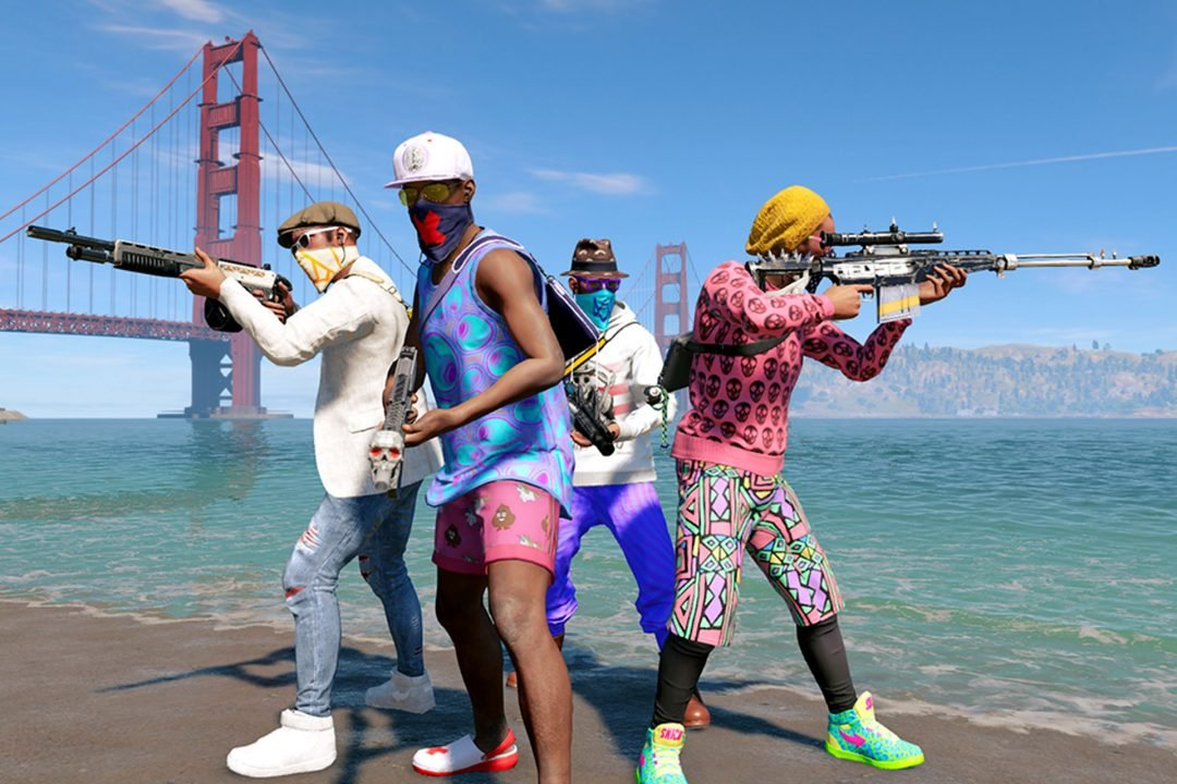 Grab Some Friends, Watch Dogs 2 Brings 4-Player Co-op