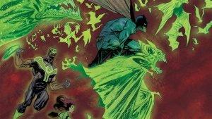 Green Lanterns: Darkest Knights Comic Review