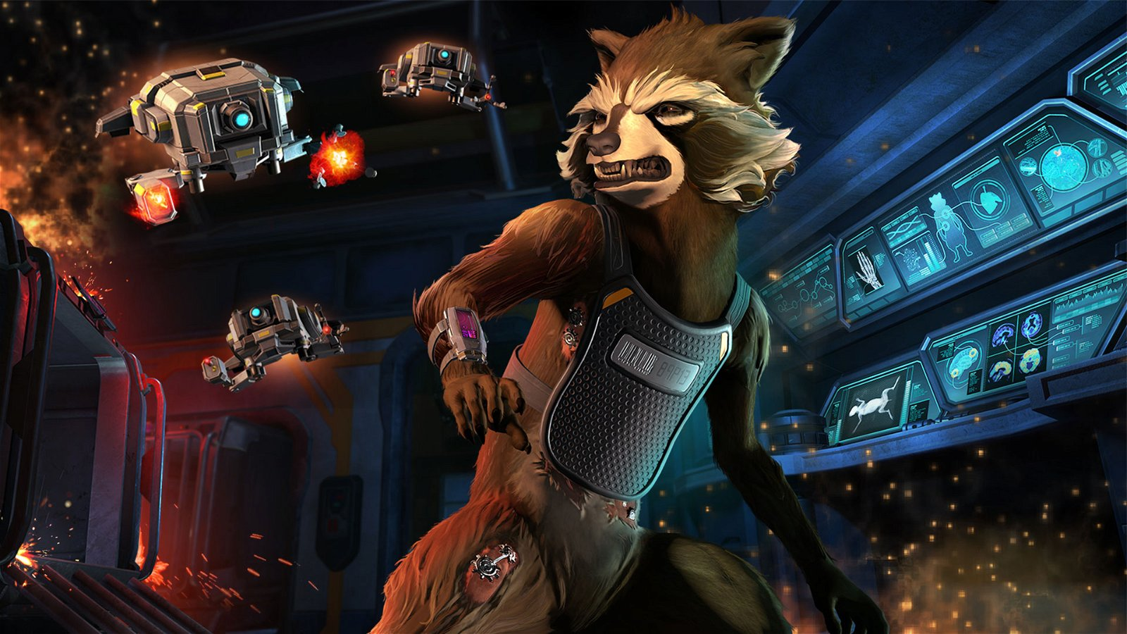 """Guardians of the Galaxy: A Telltale Series Episode 2: """"Under Pressure"""" Review 1"""