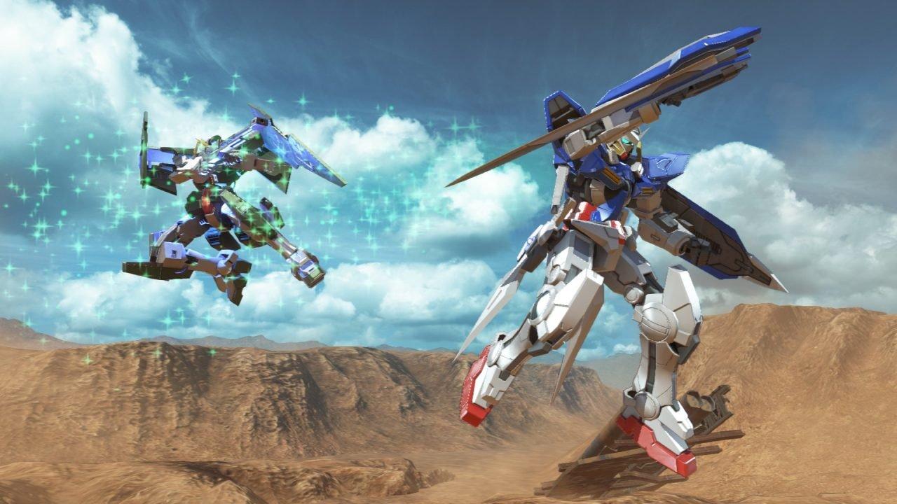 Gundam Versus E3 Hands On Preview- Addictive Arcade Mech Action