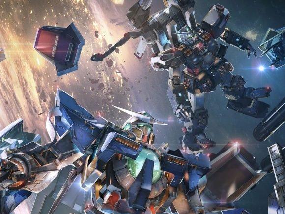 Gundam Versus E3 Hands On Preview- Addictive Arcade Mech Action 2