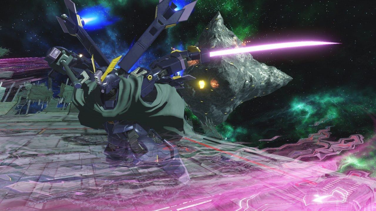 Gundam Versus E3 Hands On Preview- Addictive Arcade Mech Action 3