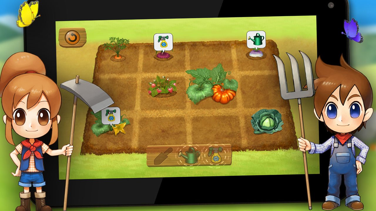 Harvest Moon: Lil' Farmers Review: A Fresh Start For Fledgling Farmers 2