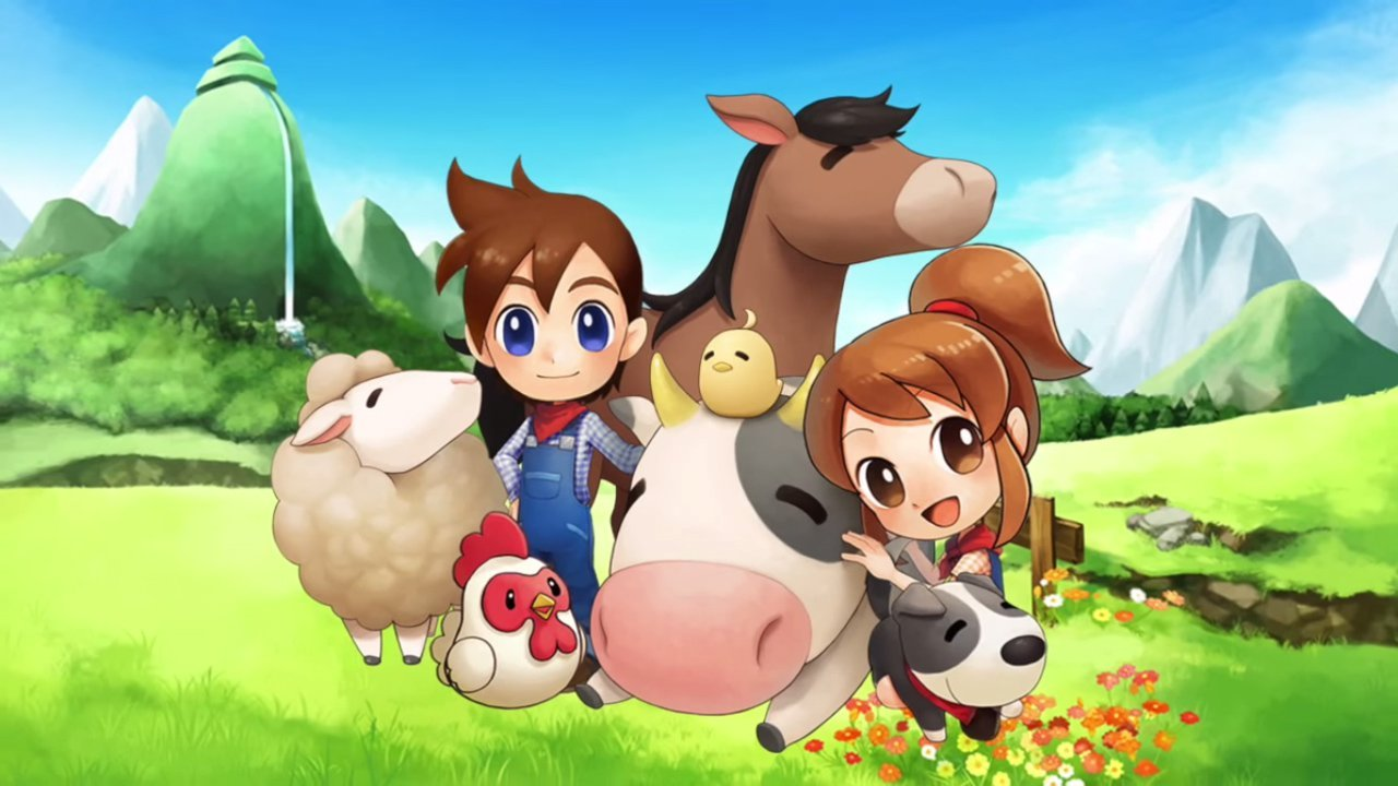 Harvest Moon: Lil' Farmers Review: Raising A New Generation 4