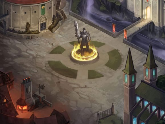 Hi-Rez Drops SMITE RPG Dungeon Update