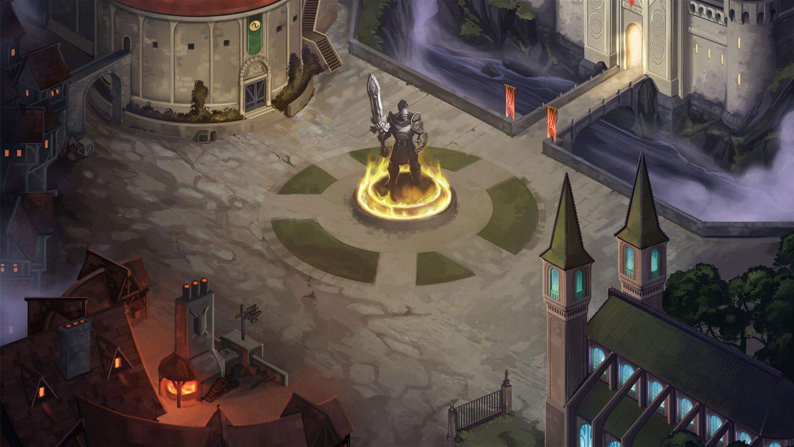 Hi-Rez Drops SMITE RPG Dungeon Update