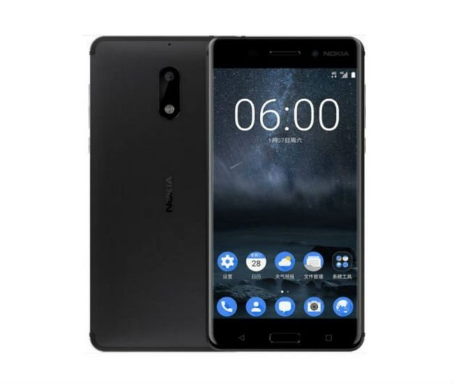 HMD Global Announces Release Date for New Nokia 6 Smartphone 3