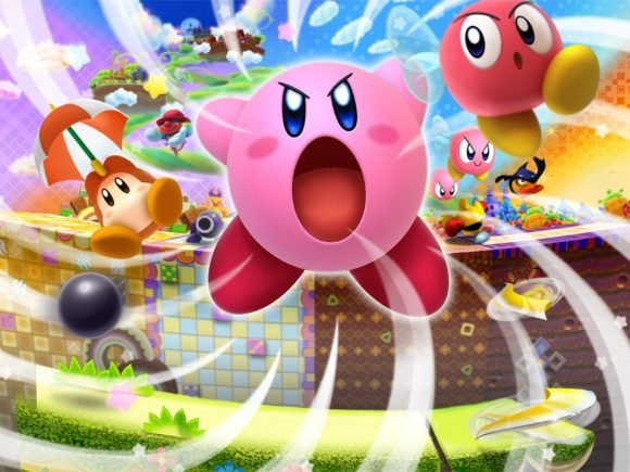 Kirby's Blowout Blast Dated for July 8