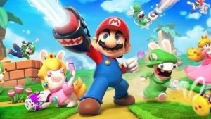 Mario+Rabbids Kingdom Battle Confirmed