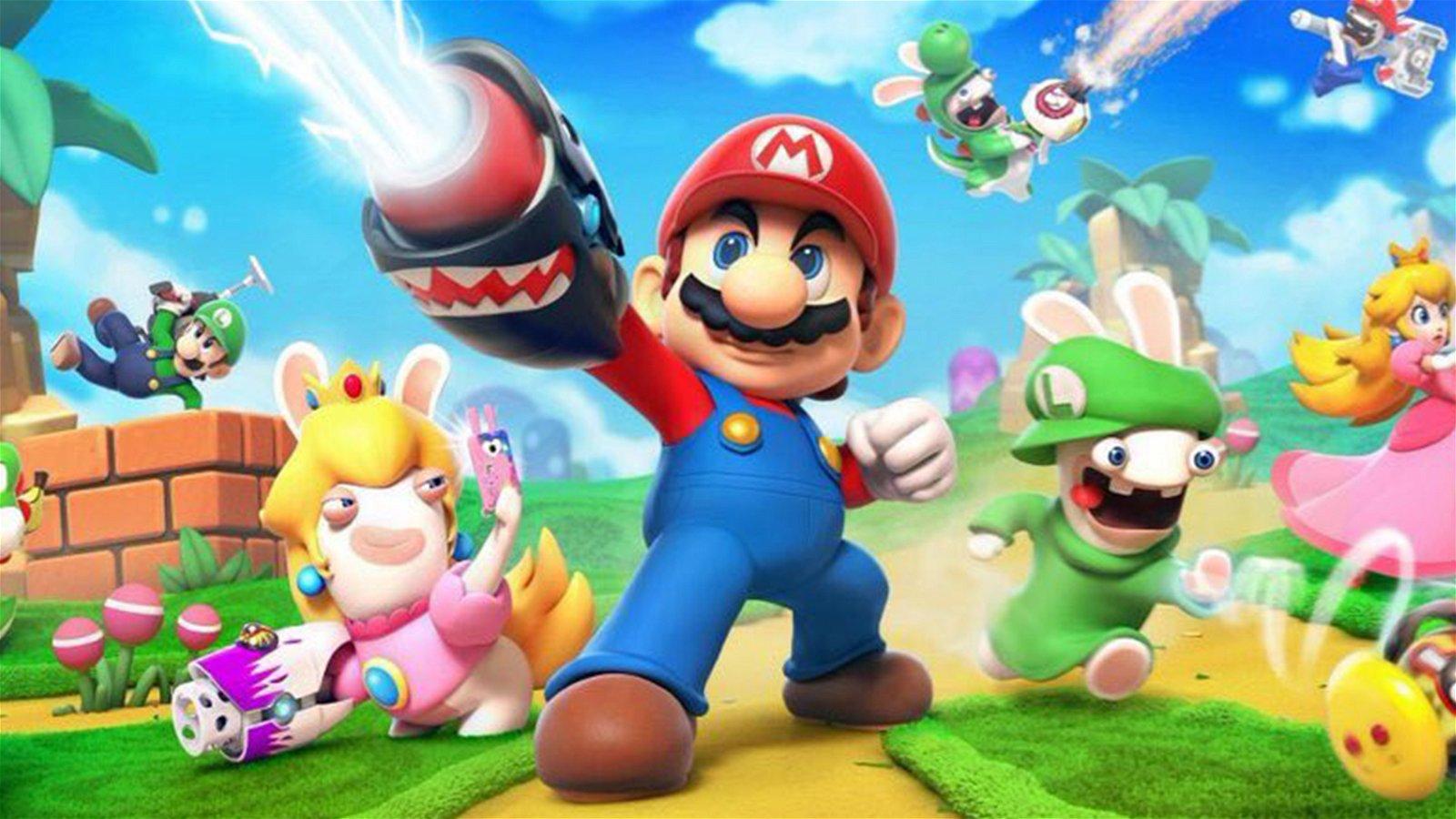 Mario + Rabbids Sparks of Hope Rumoured After ResetEra Leak 1