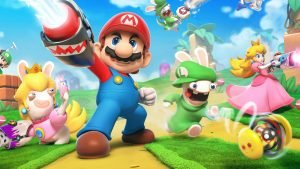 Mario+Rabbids: Kingdom Battle E3 2017 Preview