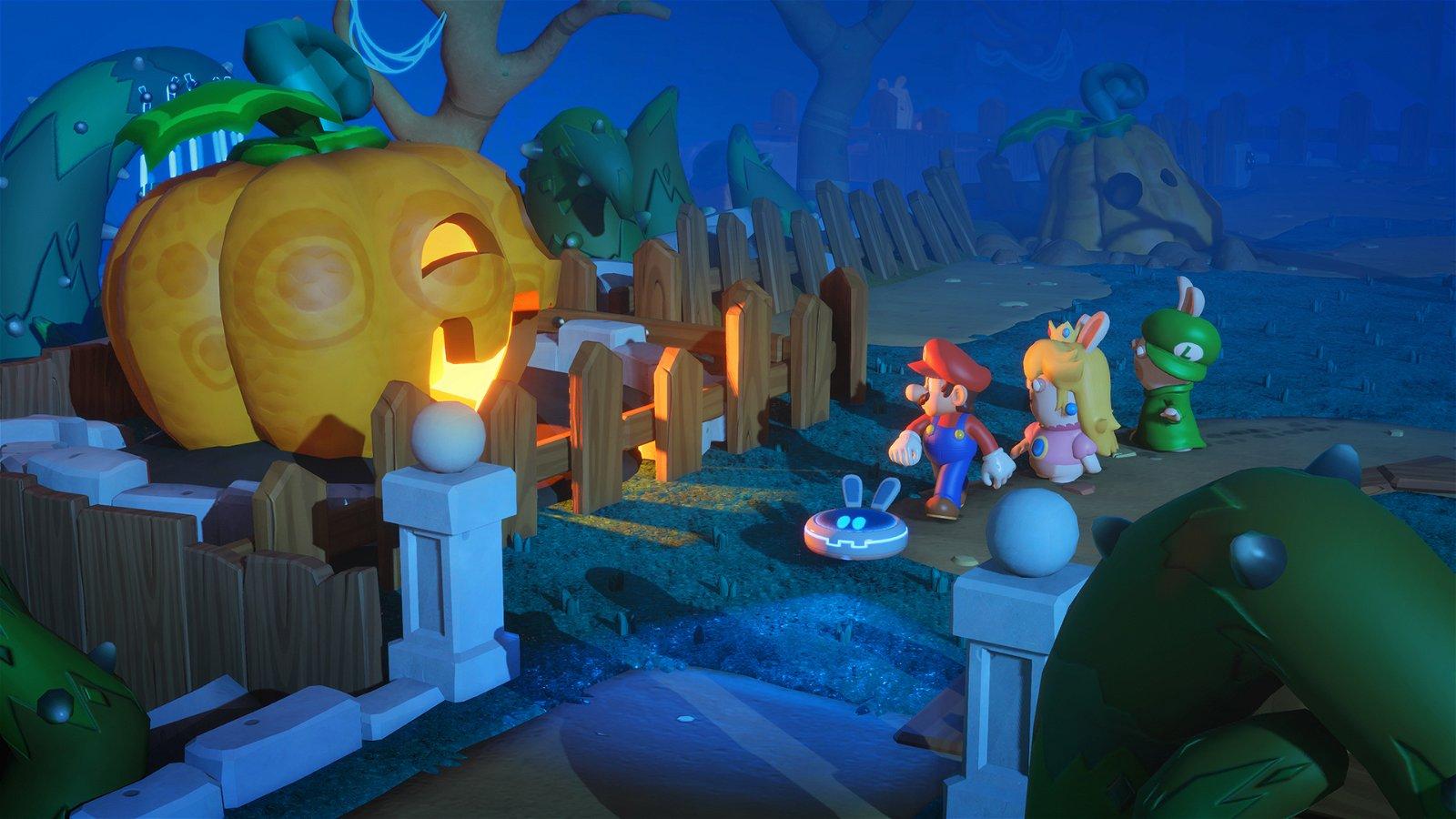 Mario+Rabbids: Kingdom Battle E3 2017 Preview 4
