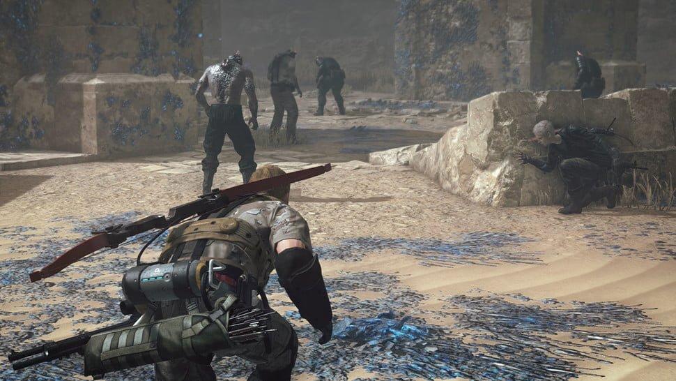 Metal Gear Survive – A Work In Progress