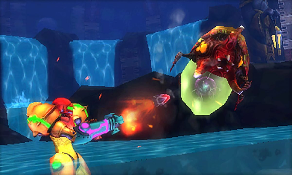 Metroid: Samus Returns E3 Preview - Building The Future 5