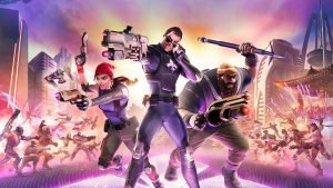 Agents of Mayhem E3 2017 Preview-  The Real Crackdown Successor
