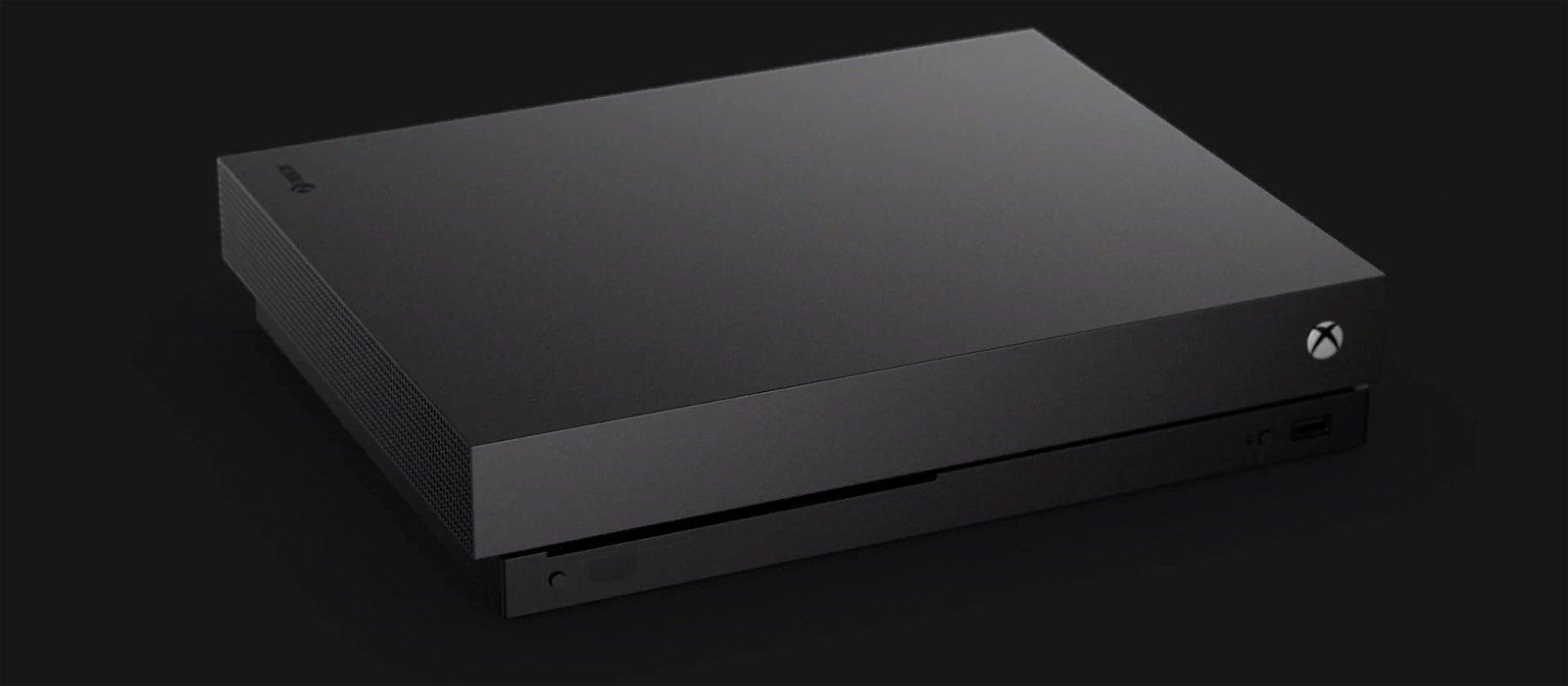 Microsoft Announces New Console 4