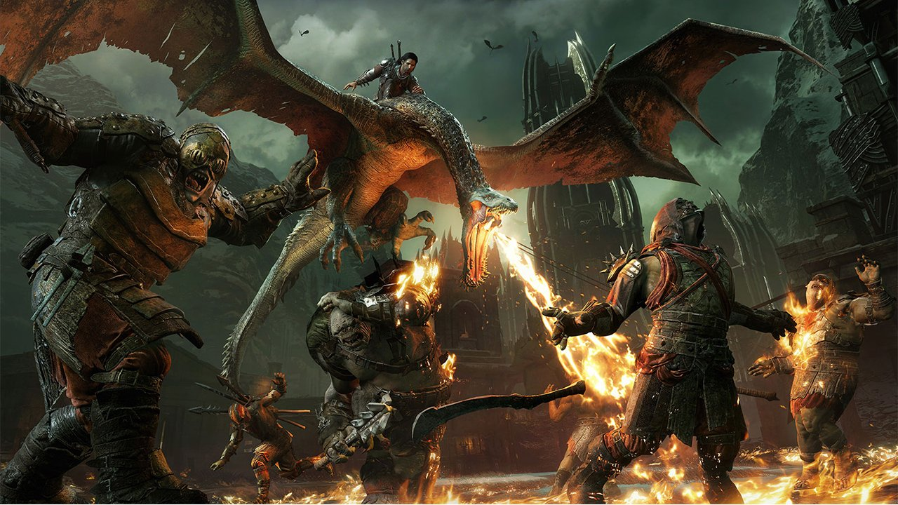 Middle-earth: Shadow of War E3 2017 Preview- Total Freedom 2
