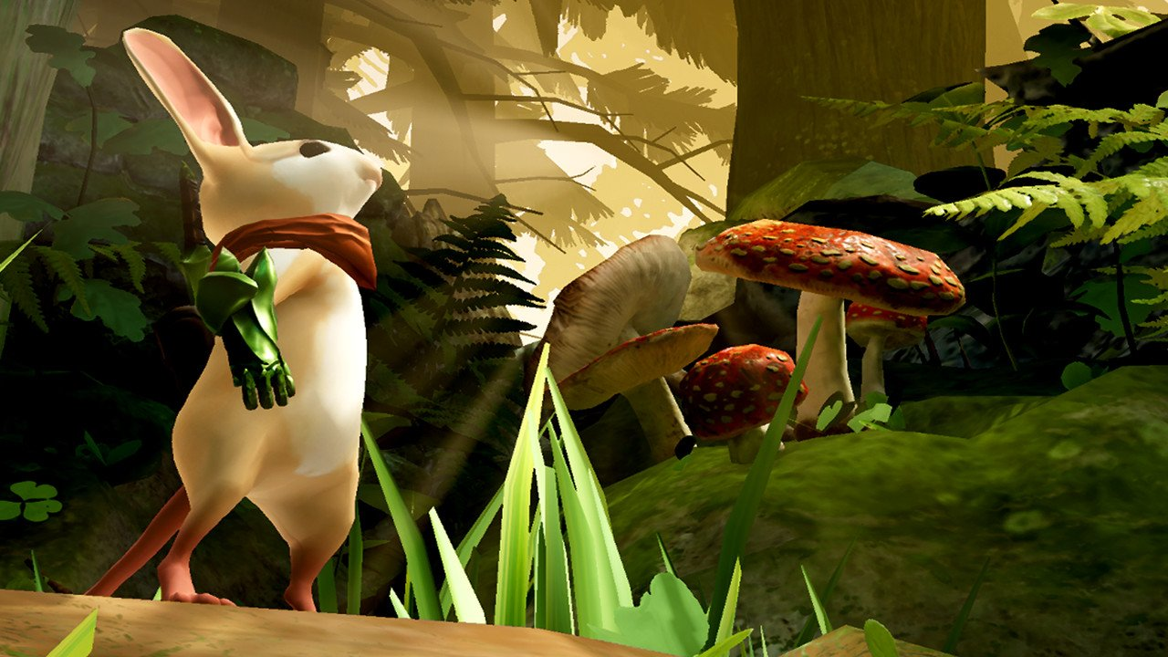 Moss E3 2017 Preview - VR is Magical Once Again