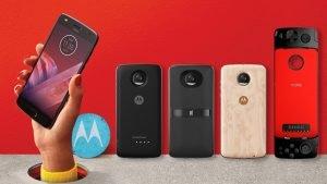 Motorola To Launch The Moto Z2 Modular Phone