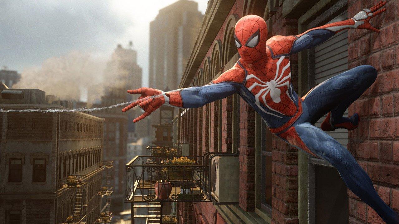 New Details Emerge For Spider-Man PlayStation 4 1