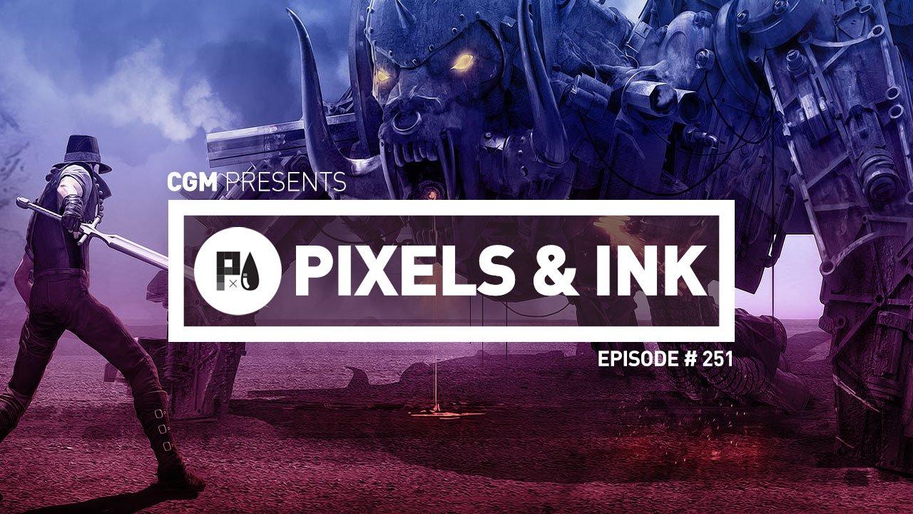 Pixels & Ink #251 - Goodbye PS3 1