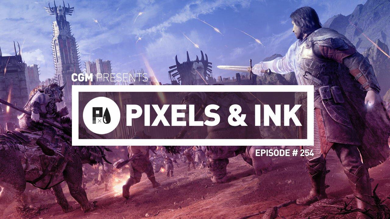 Pixels & Ink #254 - E3 2017 Day 2