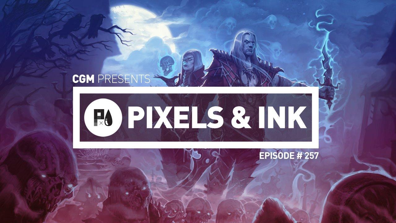 Pixels & Ink - 257 - SNES and Demons 1