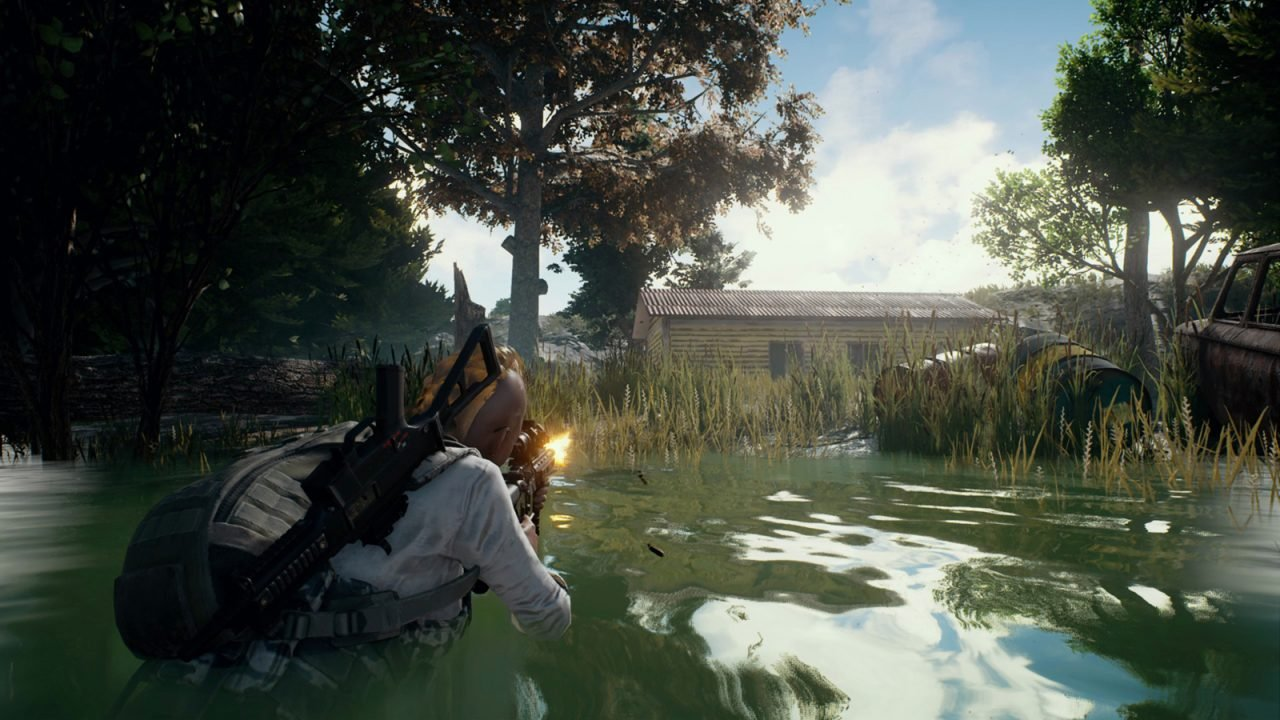 Playerunknown's Battleground Unveiled During Microsoft E3 2017 Conference