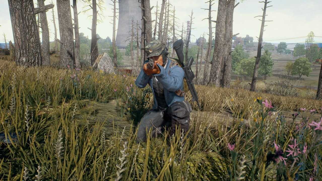 Playerunknown's Battlegrounds Raises $100 Million in 13 Weeks 1