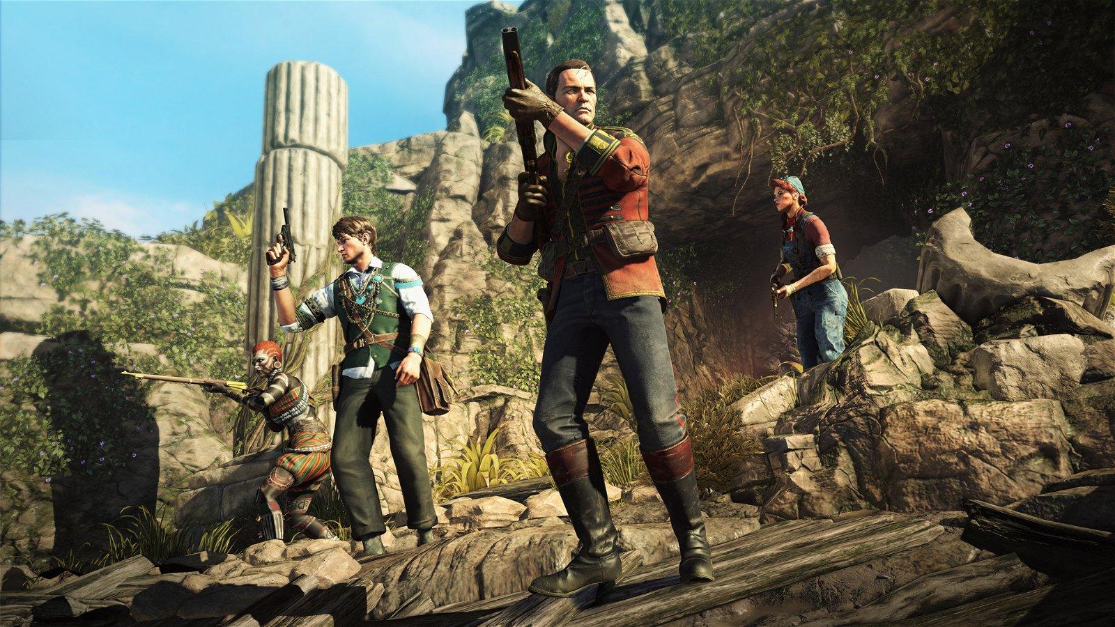 Rebellion Announces Latest 4 Player Action Game, Strange Brigade.