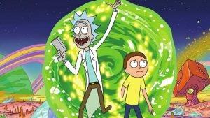 Rick and Morty Cast Joins Rocket League