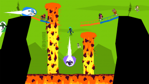 Runbow Gets a Portable Release on 3DS and 2DS