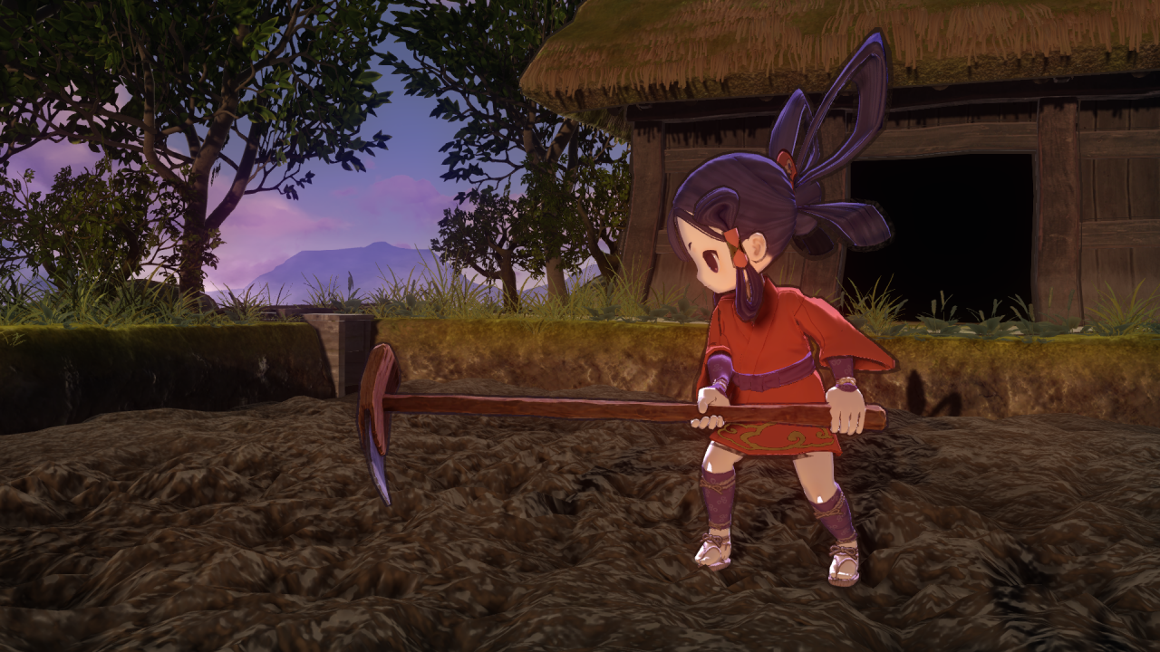 Sakuna: Of Rice and Ruin E3 2017 Preview 2