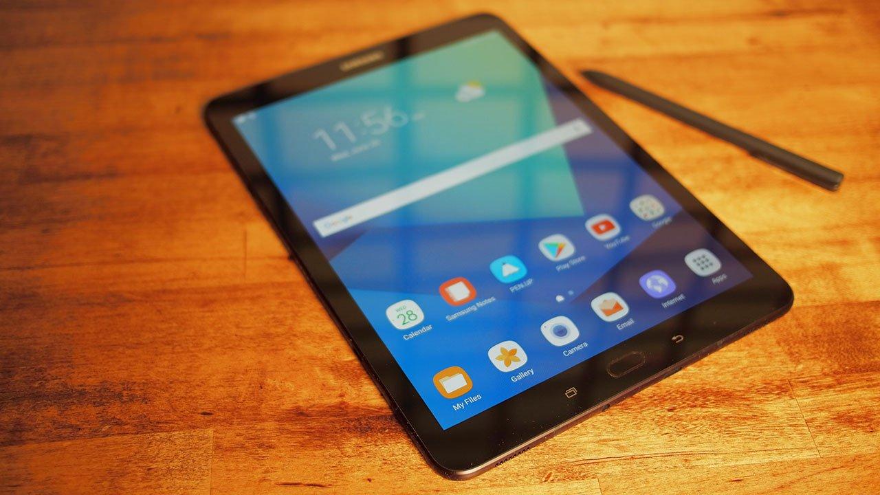 Samsung Galaxy Tab S3 (Hardware) Review 1