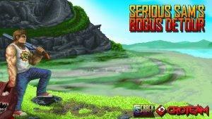 Serious Sam's Bogus Detour Review - Tough and Gritty 6
