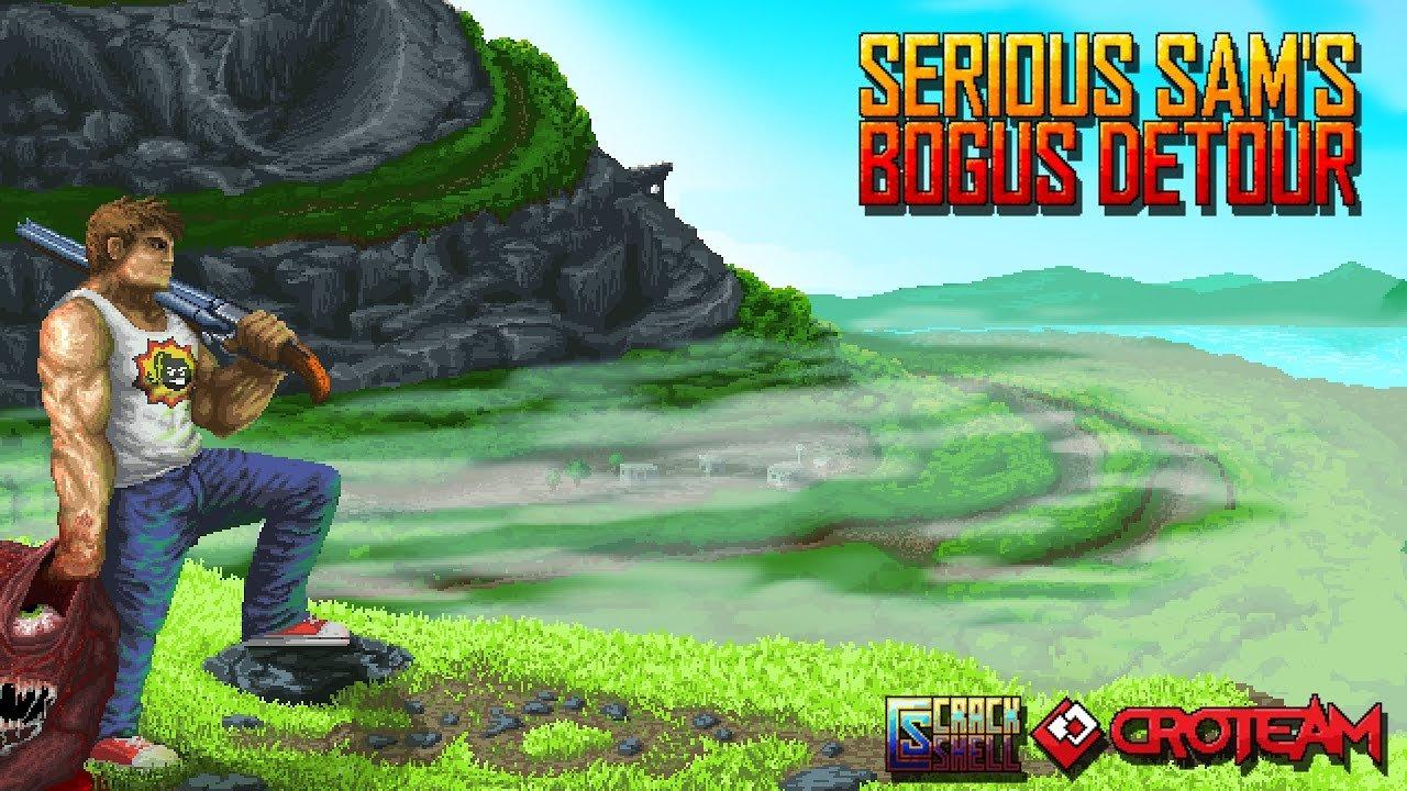 Serious Sam's Bogus Detour Review - Tough and Gritty 7