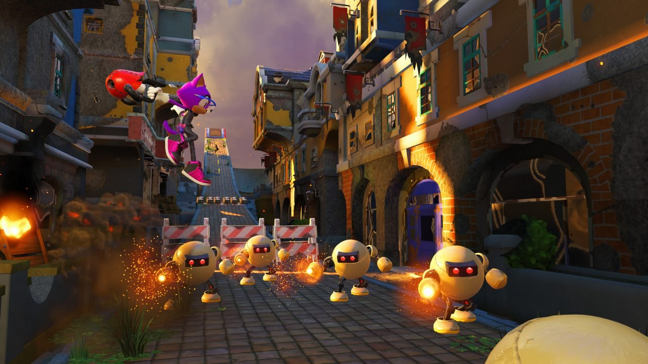Sonic Forces E3 Preview - The Next Era Of 3D Sonic 1