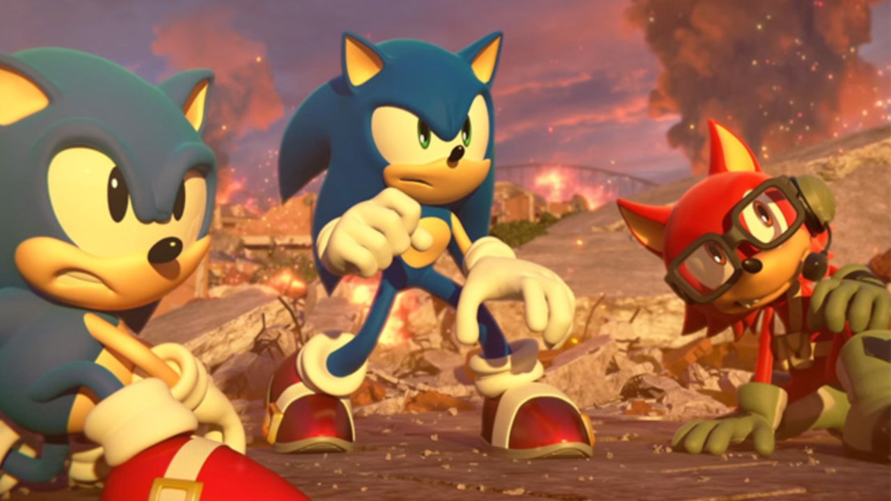 Sonic Forces E3 Preview - The Next Era of 3D Sonic