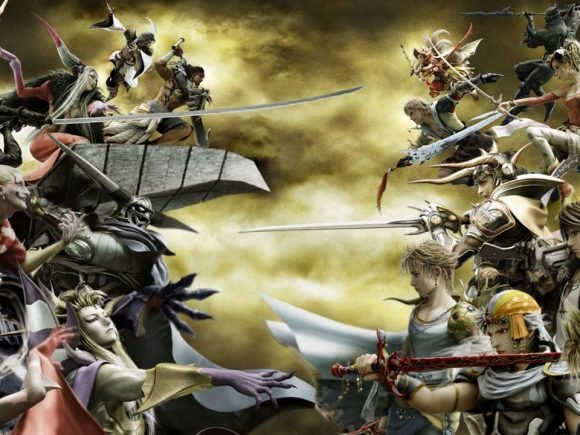 Square Enix Announces Dissidia Final Fantasy for PlayStation 4 1